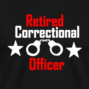Correctional Officer Tee Shirt - Men's Premium T-Shirt