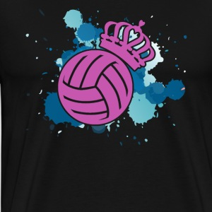Volleyball T Shirt - Men's Premium T-Shirt