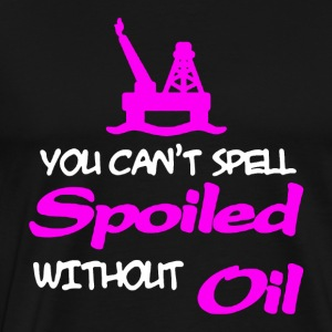 Oilfield T Shirts - Men's Premium T-Shirt