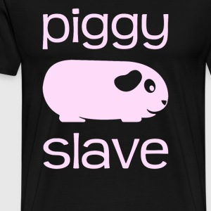 Piggy Slave - Men's Premium T-Shirt