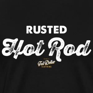 Rusted Hot Rod - Men's Premium T-Shirt