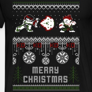 Street Fighter-christmas awesome sweater for fans