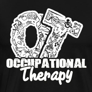 Occupational Therapy - Men's Premium T-Shirt