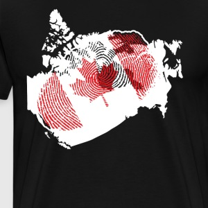 Canada Shirt - Canada In My Dna Shirts - Men's Premium T-Shirt
