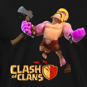 Clash Of Clans - Men's Premium T-Shirt