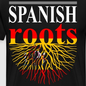 Spanish Roots Tshirt - Men's Premium T-Shirt