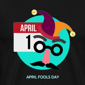 April fools day - Men's Premium T-Shirt