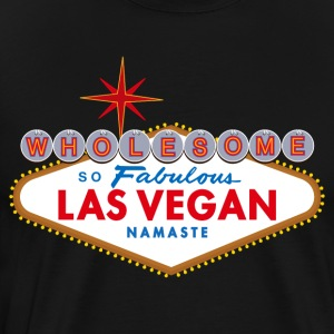 Las Vegan - Men's Premium T-Shirt