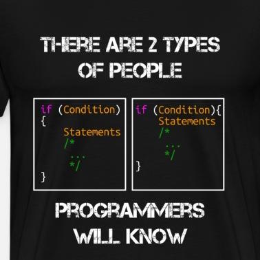 fd95f8eaabb2 6 stages of debugging Men s Premium T-Shirt