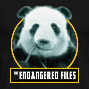 THE ENDANGERED FILES! - Men's Premium T-Shirt