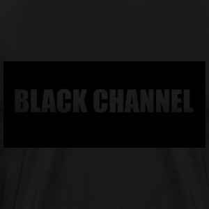 BLACK CHANNEL Shirt - Men's Premium T-Shirt