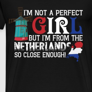 But I'm From The Netherlands T Shirt - Men's Premium T-Shirt