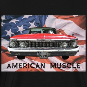 AMERICAN MUSCLE - Men's Premium T-Shirt