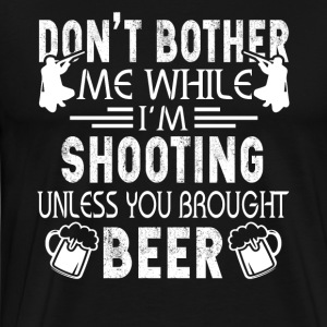 Shooting Tee Shirt - Men's Premium T-Shirt