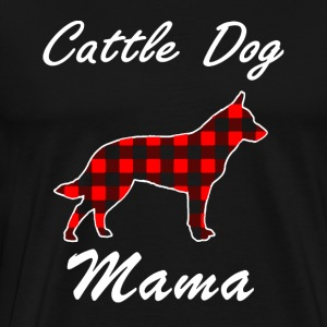 Cattle Dog T Shirts - Men's Premium T-Shirt