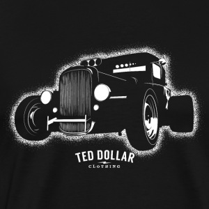 Hotrod 32 white - Men's Premium T-Shirt