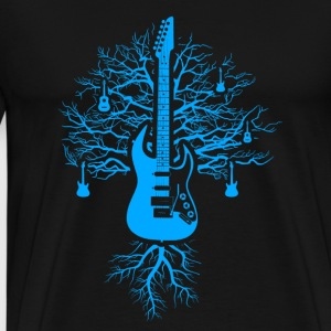 guitar lover - Men's Premium T-Shirt
