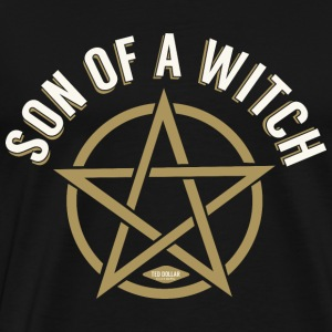 Son of a witch - Men's Premium T-Shirt