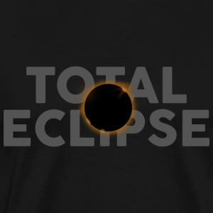 TOTAL SOLAR ECLIPSE AMERICA - Men's Premium T-Shirt