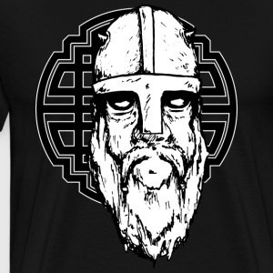 viking t-shirt - no mercy - Men's Premium T-Shirt