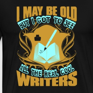 Writer Shirt - Men's Premium T-Shirt