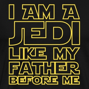 I Am A Jedi Like My Father Before Me, Father's Day