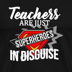 Teachers T Shirt - Men's Premium T-Shirt