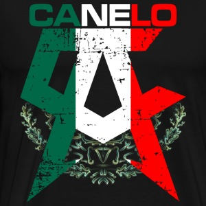 TEAM CANELO Saul Alvarez - Men's Premium T-Shirt