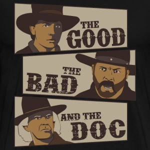 Good Bad Doc - Men's Premium T-Shirt