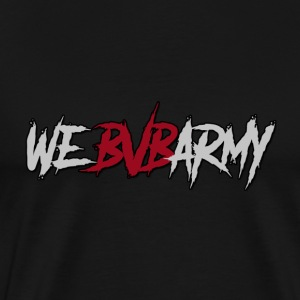 BLACK VEIL BRIDES ARMY - Men's Premium T-Shirt