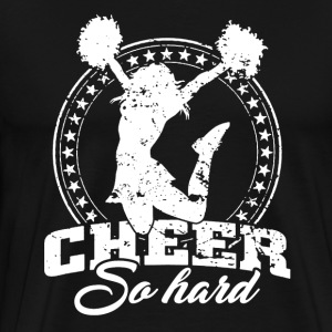 Cheering Tee Shirt - Men's Premium T-Shirt