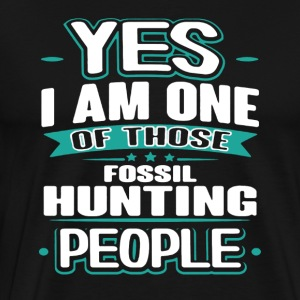 Hunting Tee Shirt - Men's Premium T-Shirt