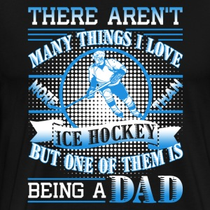 Ice Hockey Shirt - Men's Premium T-Shirt