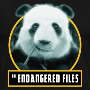 THE ENDANGERED FILES - Men's Premium T-Shirt