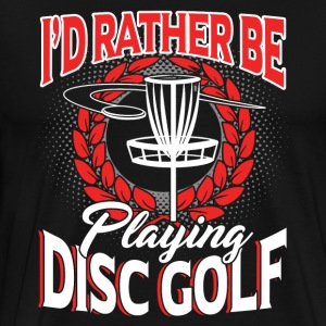 Disc Golf Shirt - Men's Premium T-Shirt