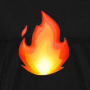 FIRE - Men's Premium T-Shirt