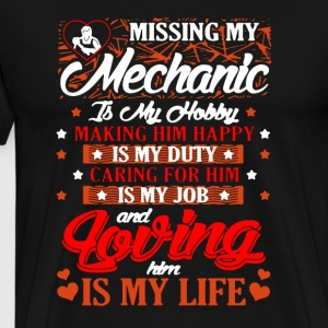 Mechanic T Shirt - Men's Premium T-Shirt