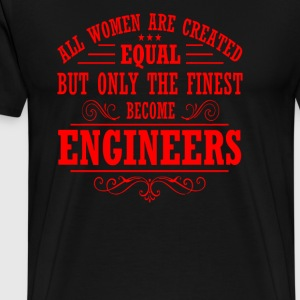 Best Engineer T Shirt - Men's Premium T-Shirt