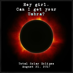 Can I get your umbra? Eclipse 2017 - Men's Premium T-Shirt