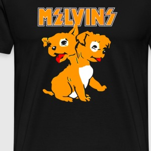 The Melvins Houdini Dog - Men's Premium T-Shirt