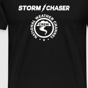 Storm Chasers - Men's Premium T-Shirt