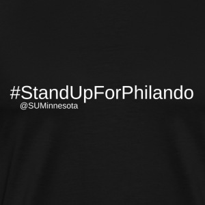Stand Up For Philando - Men's Premium T-Shirt