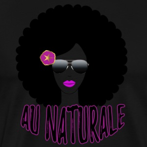 The Natural Woman - Men's Premium T-Shirt