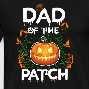 Dad Of The Patch - Men's Premium T-Shirt