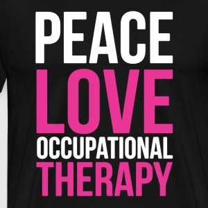 Occupational Therapy Shirts - Men's Premium T-Shirt