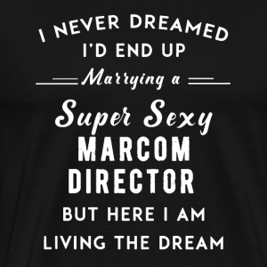Marcom Director Tee Shirt - Men's Premium T-Shirt
