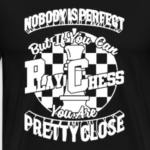 Chess Tee Shirt - Men's Premium T-Shirt