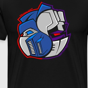 One Shall Stand One Shall Fall transformer - Men's Premium T-Shirt