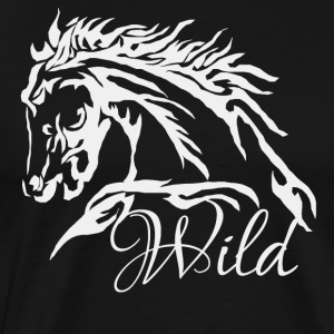 Wild As The Wind 3 - Siota - Men's Premium T-Shirt