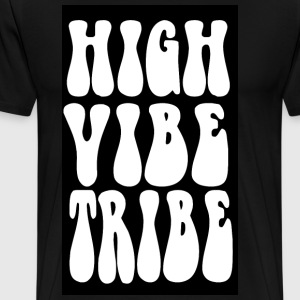 Truth TEES High vibe HIPPY 2 - Men's Premium T-Shirt